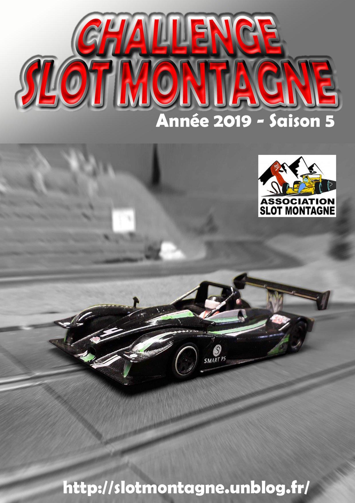 challenge slot montagne 2019